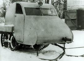 Autoneige autoneige b7 1936 - archives - bombardier