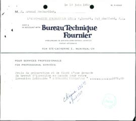 "Document afférents du brevet ""Autoneige miniature"""