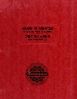 Manuel du conducteur/Owner's Manual (véhicule industriel)