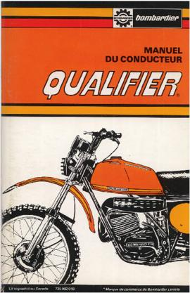 Manuel du conducteur/Owner's Manual Motocyclette Can Am